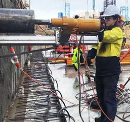 Core Drilling
